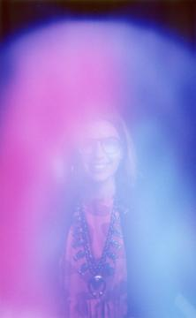 Aura Photographs with interpretations by Cosmic Hour