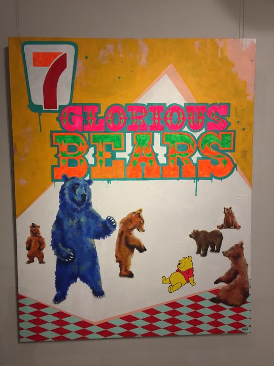 7Glorious Bears